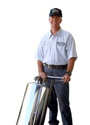Soft Water Delivery with Exchange Tank Service